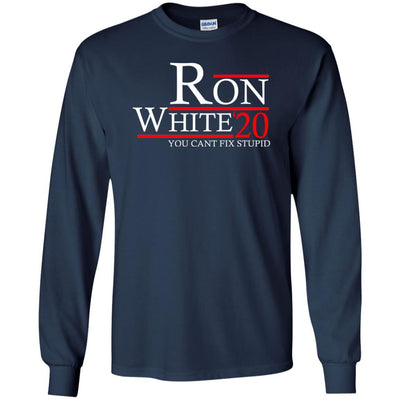 T-Shirts - Ron White 20 Long Sleeve