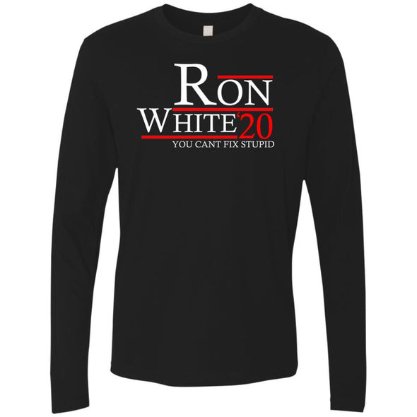 T-Shirts - Ron White 20 Premium Long Sleeve