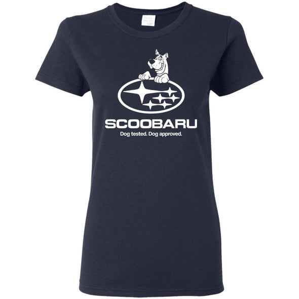 T-Shirts - Scoobaru Ladies Tee