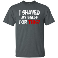 T-Shirts - Shaved Balls Unisex Tee