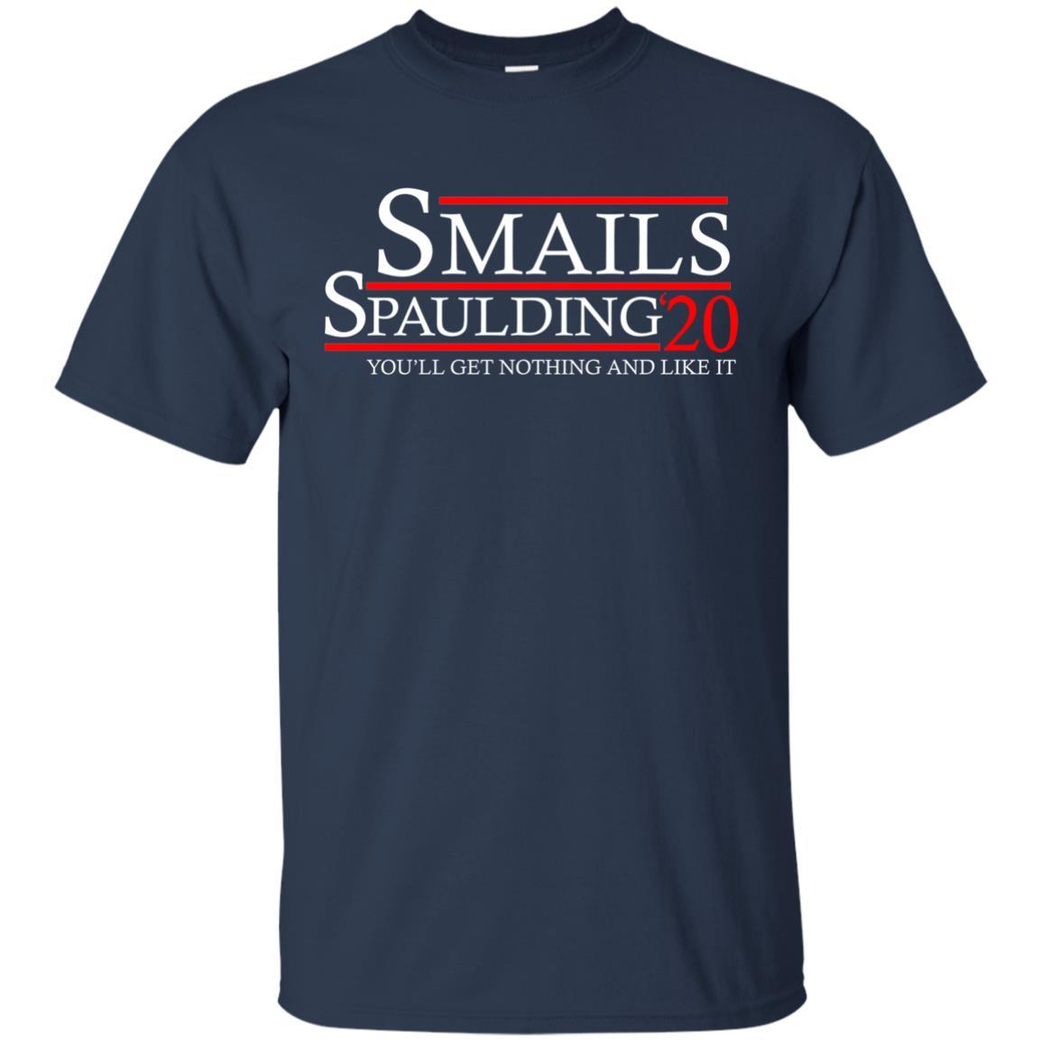 T-Shirts - Smails Spaulding 2020 Unisex Tee
