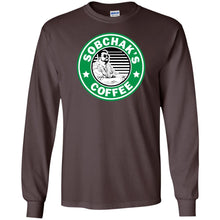 T-Shirts - Sobchak's Coffee Long Sleeve
