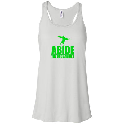 T-Shirts - The Dude Abides Flowy Tank