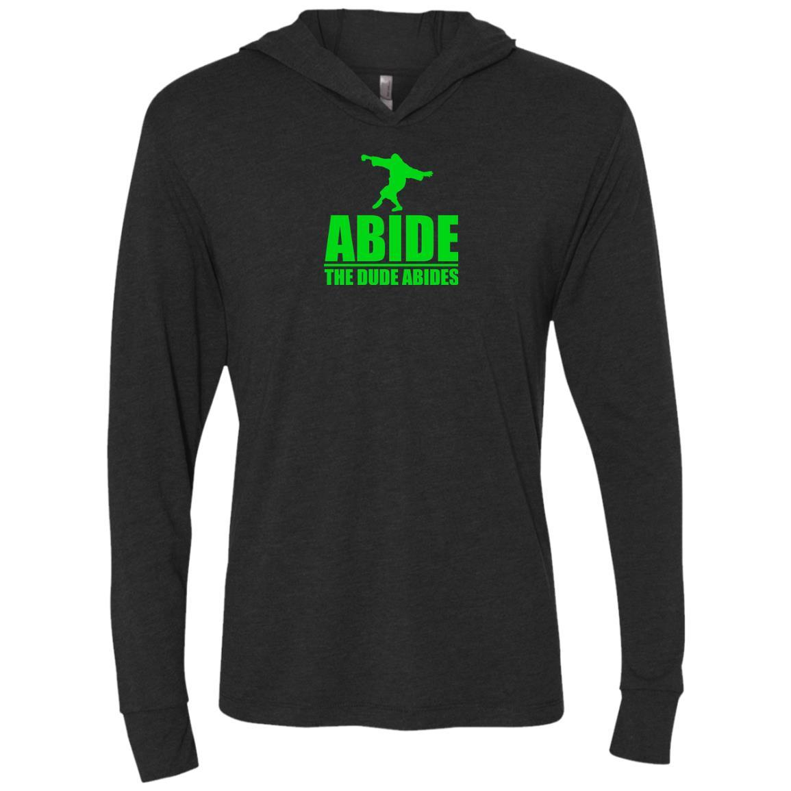 T-Shirts - The Dude Abides Premium Light Hoodie