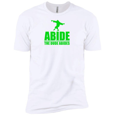 T-Shirts - The Dude Abides Premium Tee