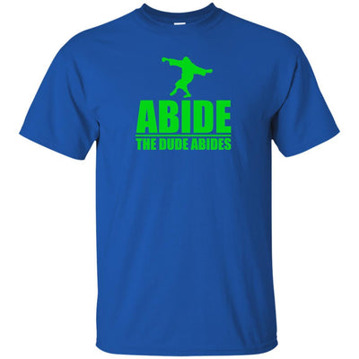 T-Shirts - The Dude Abides Unisex Tee