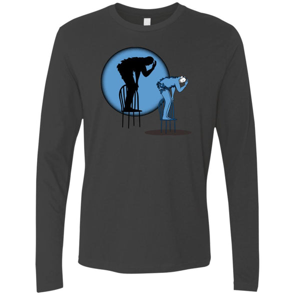 T-Shirts - The Landlord Premium Long Sleeve