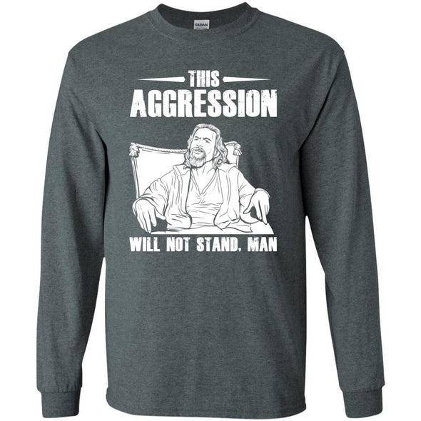 T-Shirts - This Aggression Long Sleeve