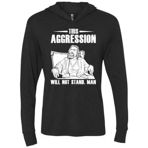 T-Shirts - This Aggression Premium Light Hoodie