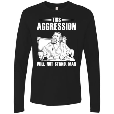 T-Shirts - This Aggression Premium Long Sleeve