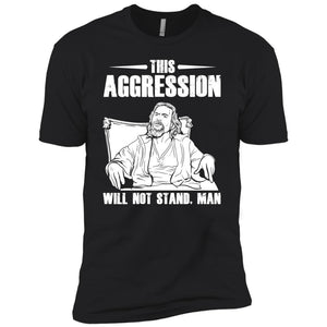 T-Shirts - This Aggression Premium Tee