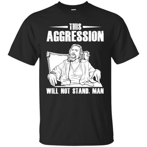 T-Shirts - This Aggression Unisex Tee