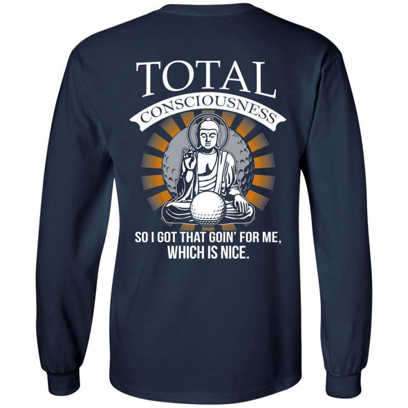 T-Shirts - Total Consciousness Long Sleeve