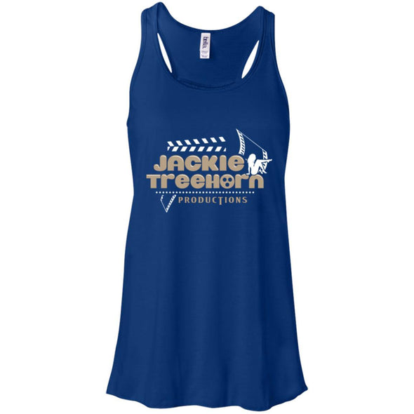 T-Shirts - Treehorn Productions Flowy Tank