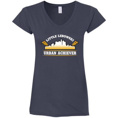 T-Shirts - Urban Achiever Ladies V-Neck