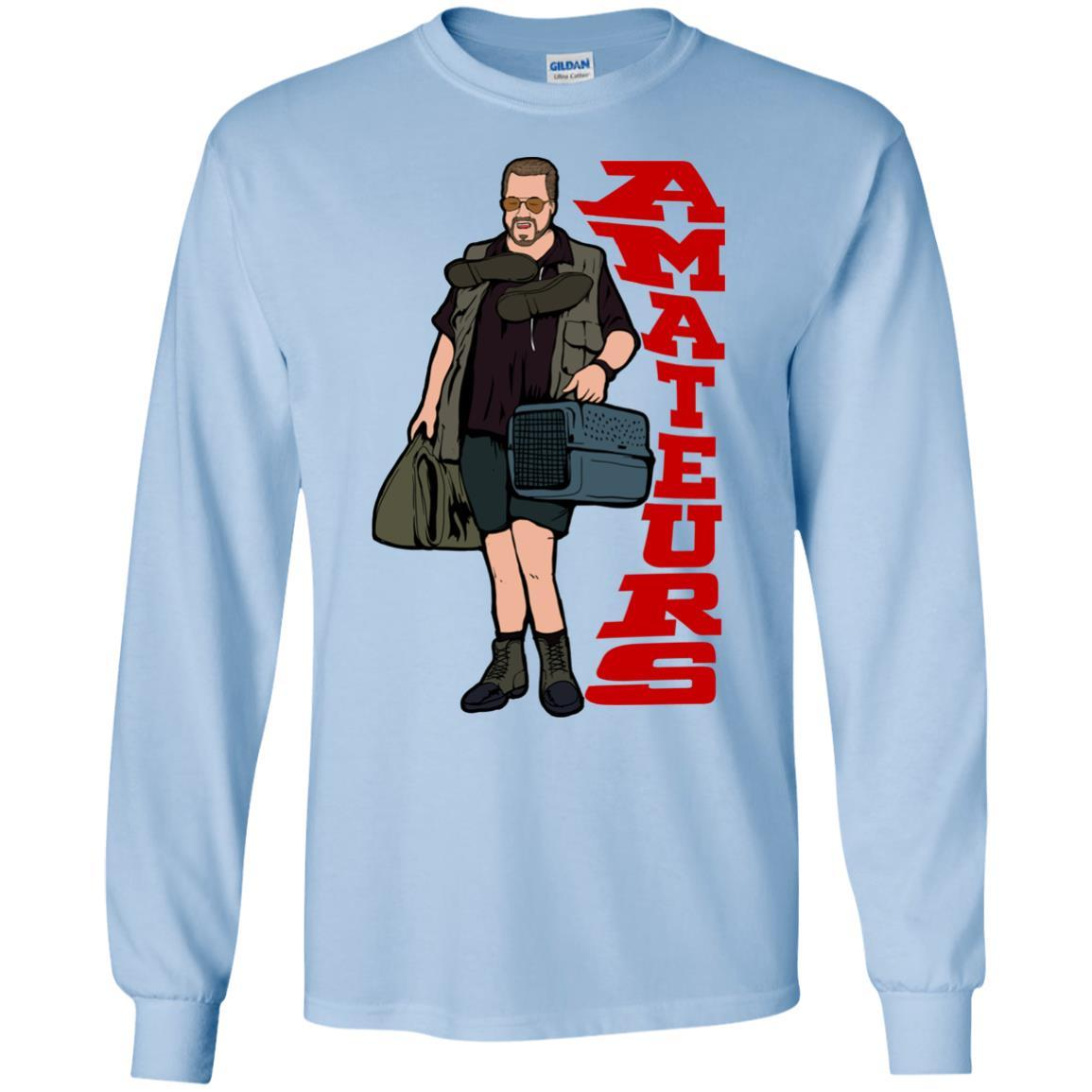 T-Shirts - Walter Amateurs Long Sleeve