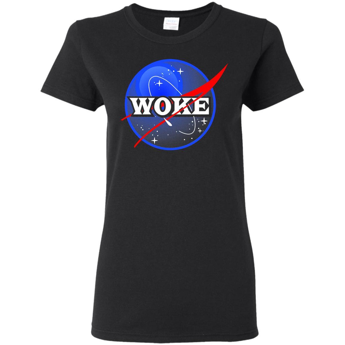 T-Shirts - Woke Ladies Tee