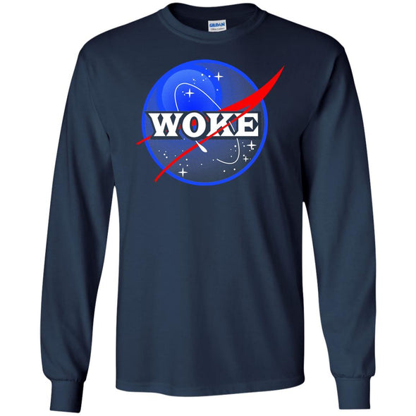 T-Shirts - Woke Long Sleeve