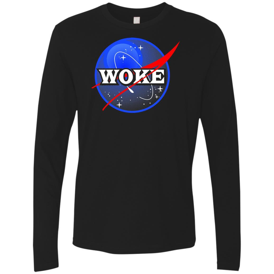 T-Shirts - Woke Premium Long Sleeve