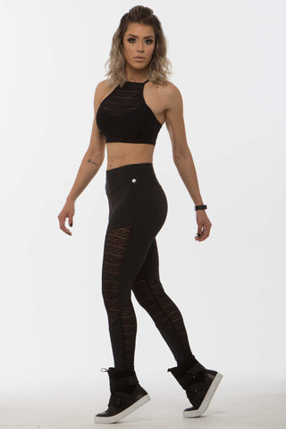 Cropped SuperSarada Indico 138 - SuperSarada Moda Fitness