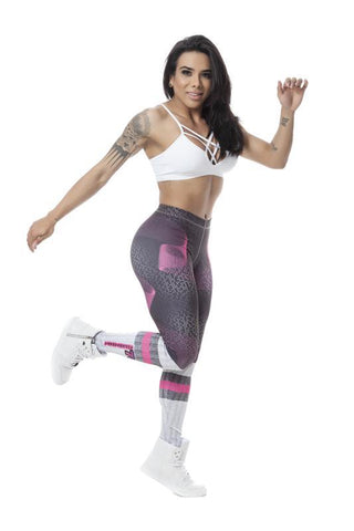 Legging Ice Socks 78 20048 SuperSarada - SuperSarada Moda Fitness - Roupas para Academia