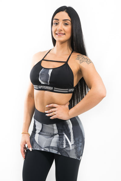 Top SuperSarada Fire 2039 - SuperSarada Moda Fitness - Roupas para Academia