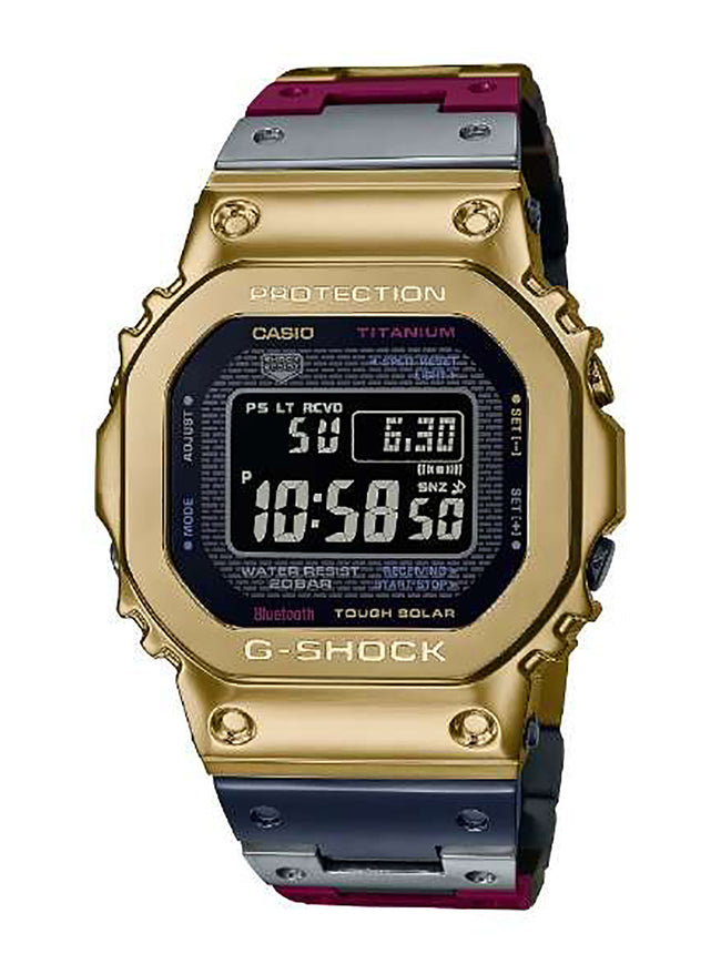CASIO G-SHOCK GMW-B5000TR-9JR LIMITED EDITION MADE IN JAPAN JDM