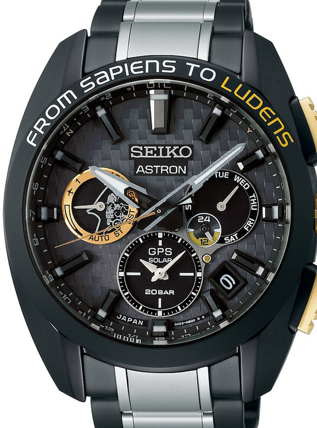 SEIKO ASTRON 5X KOJIMA PRODUCTIONS COLLABORATION MODEL SBXC095 SEIKO BOUTIQUE SPECIAL EDITION MADE IN JAPAN JDM