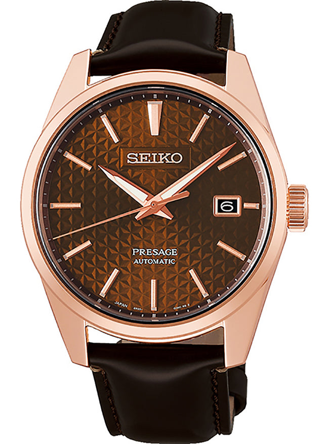 SEIKO PRESAGE SHARP EDGED SERIES SARX080 MADE IN JAPAN JDM