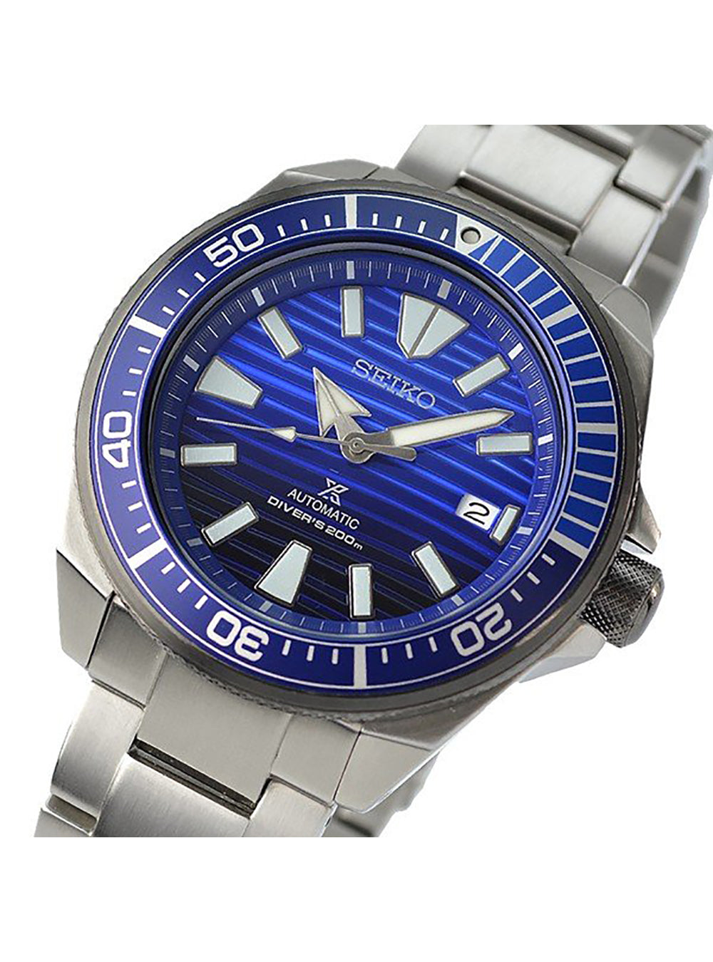 SEIKO PROSPEX SAVE THE OCEAN SPECIAL EDITION SAMURAI SBDY019 MADE IN JAPAN JDM