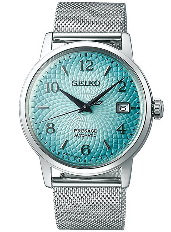 SEIKO PRESAGE STAR BAR COCKTAIL TIME SARY171 LIMITED EDITION MADE IN JAPAN JDM