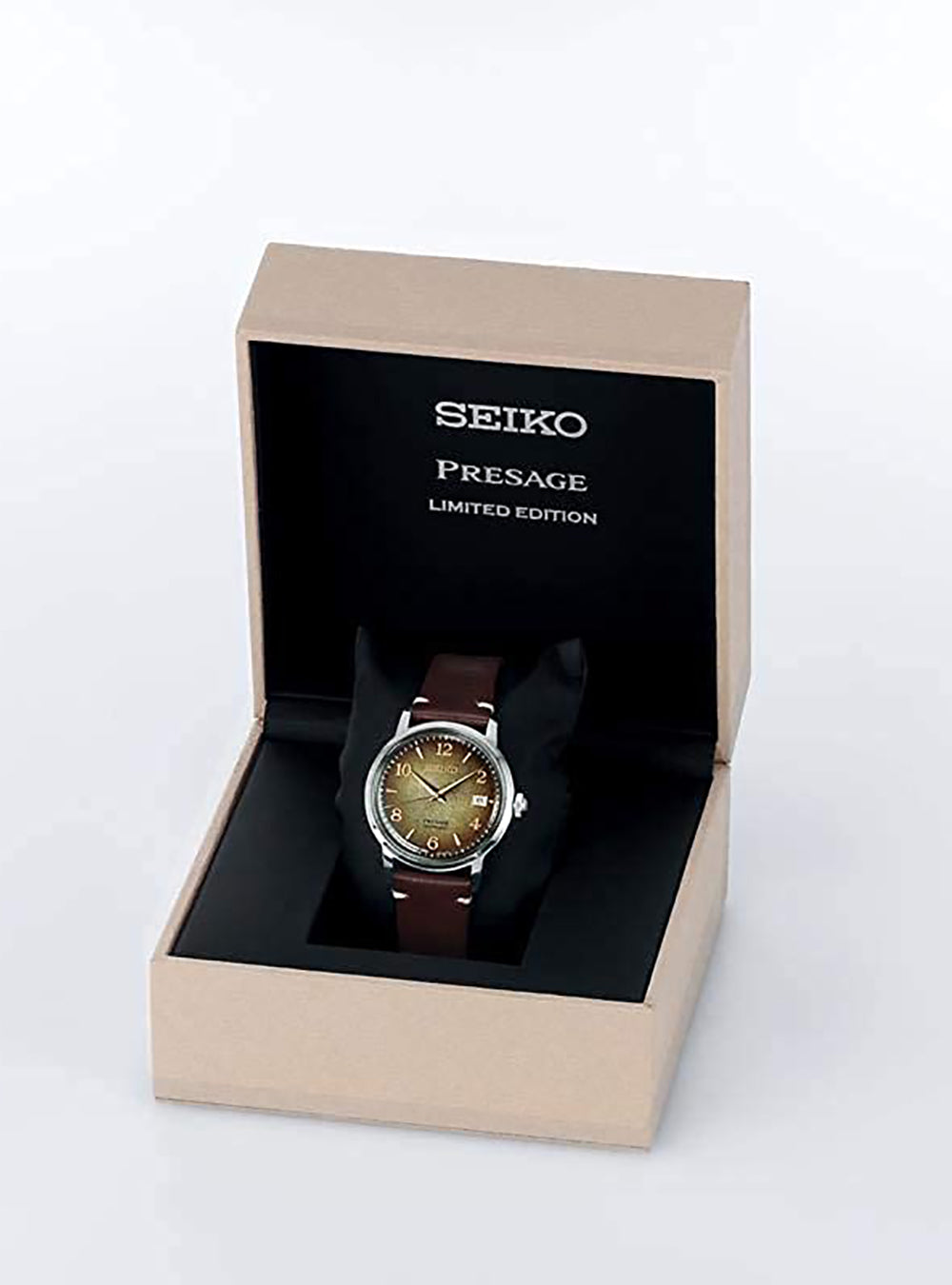 SEIKO PRESAGE MECHANICAL COCKTAIL TIME STAR BAR LIMITED EDITION SARY183 MADE IN JAPAN JDM