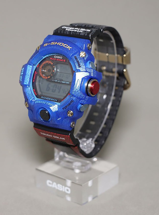 CASIO G-SHOCK MASTER OF G RANGEMAN LOVE THE SEA AND THE EARTH GW-9406KJ-2JR