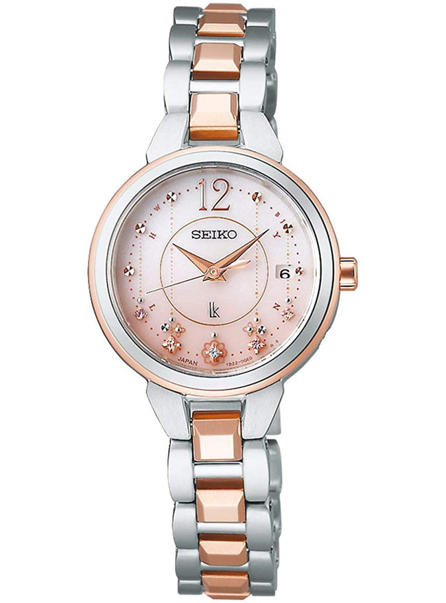 SEIKO LUKIA SSVW186 LIMITED EDITION LADIES MADE IN JAPAN JDM