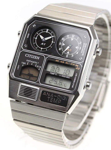 CITIZEN ATTESA COSMIC BLUE COLLECTION TITANIUM TECHNOLOGY 50TH ANNIVERSARY LIMITED MODEL CC4015-86L MADE IN JAPAN JDM