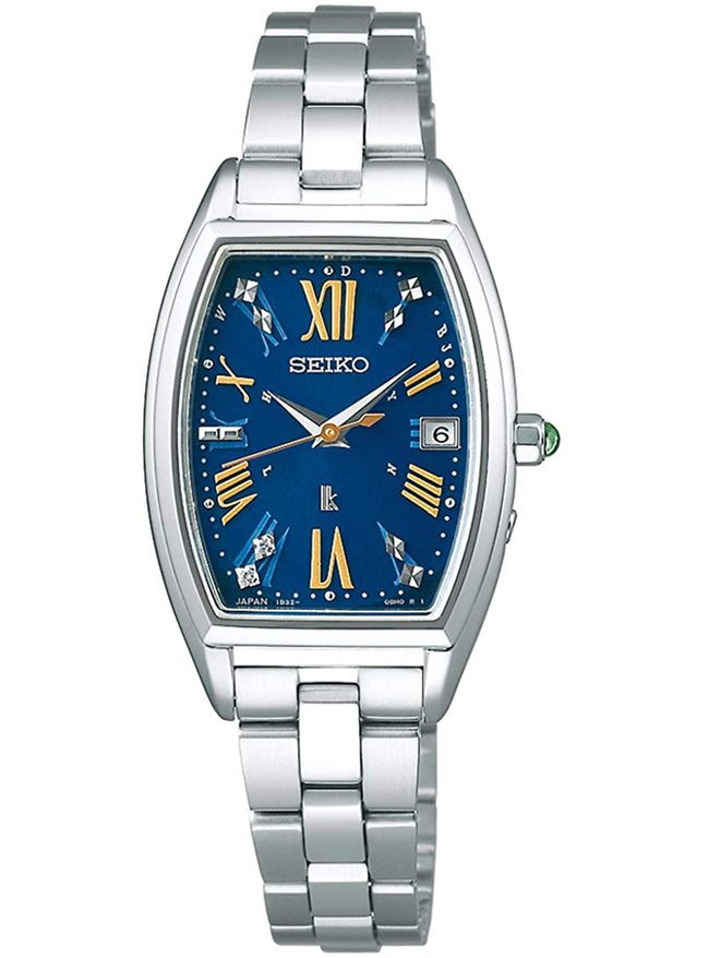 SEIKO LUKIA SSVW169 JAPAN COLLECTION 2020 LIMITED EDITION LADIES MADE IN JAPAN JDM