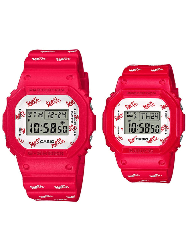 CASIO G-SHOCK G PRESENTS LOVER'S COLLECTION 2020 LOV-20B-4JR JDM