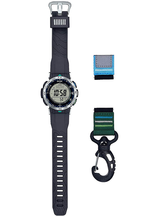 CASIO PROTREK THE NATURE CONSERVATION SOCIETY OF JAPAN COLLABORATION MODEL PRW-30NJ-1JR JDM