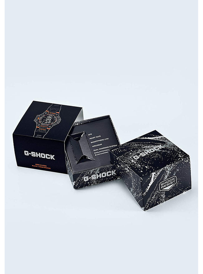 CASIO G-SHOCK G-SQUAD GBD-H1000-1A4JR LIMITED EDITION JDM