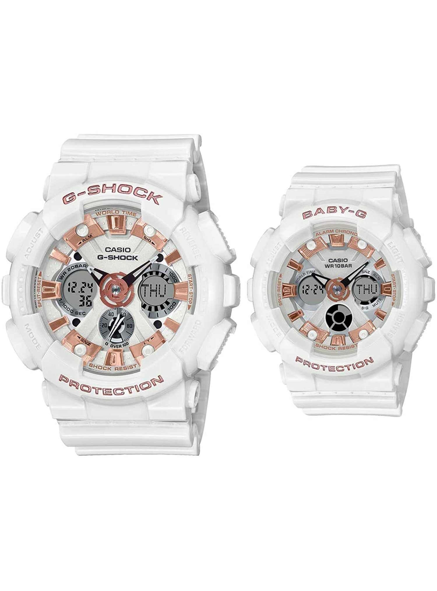 CASIO G-SHOCK/BABY-G LOVER'S COLLECTION 2020 LOV-20A-7AJR JDM