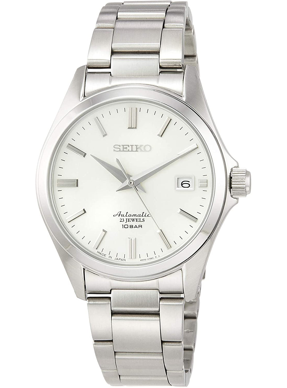 SEIKO JAPAN EDITION MECHANICAL DRESS LINE SZSB011 MADE IN JAPAN JDM