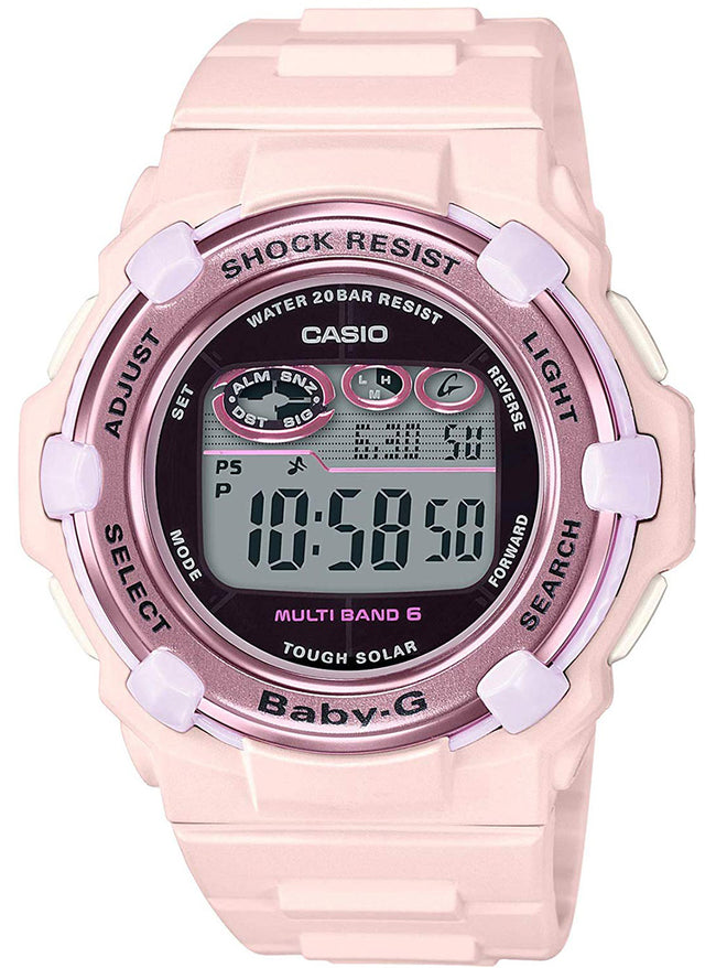 CASIO BABY-G CHERRY BLOSSOM COLORS BGR-3000CB-4JF JDM (Japanese Domestic Market)