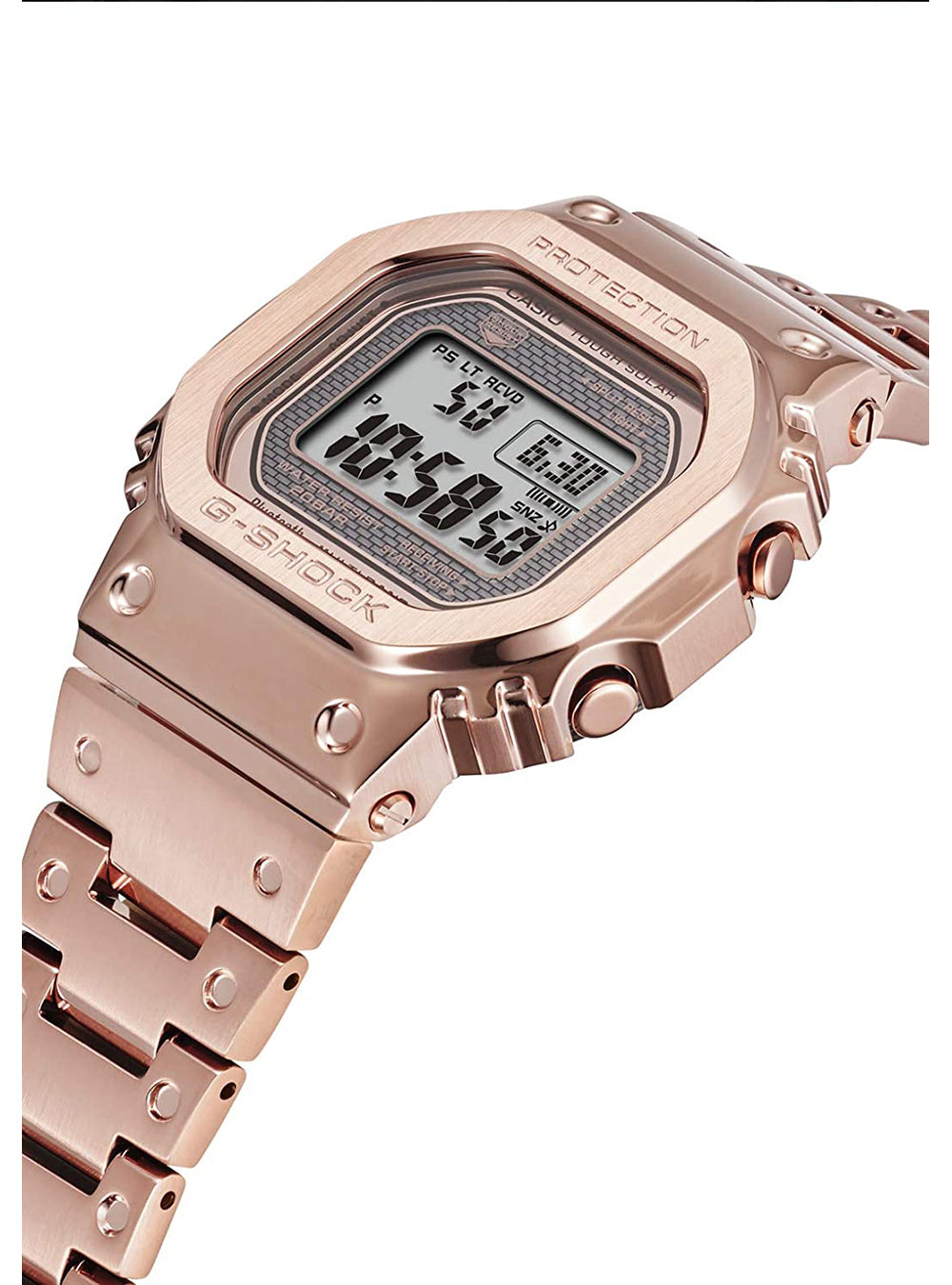 CASIO G-SHOCK FULL METAL GMW-B5000GD-4JF JDM