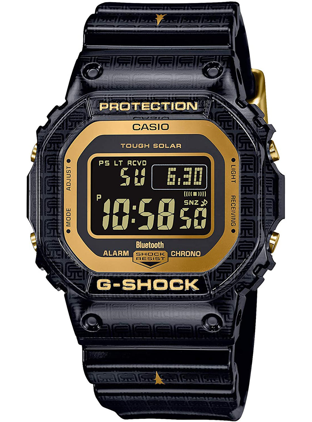 CASIO G-SHOCK The Savage Five Series GW-B5600SGM-1JR LIMITED EDITION JDM