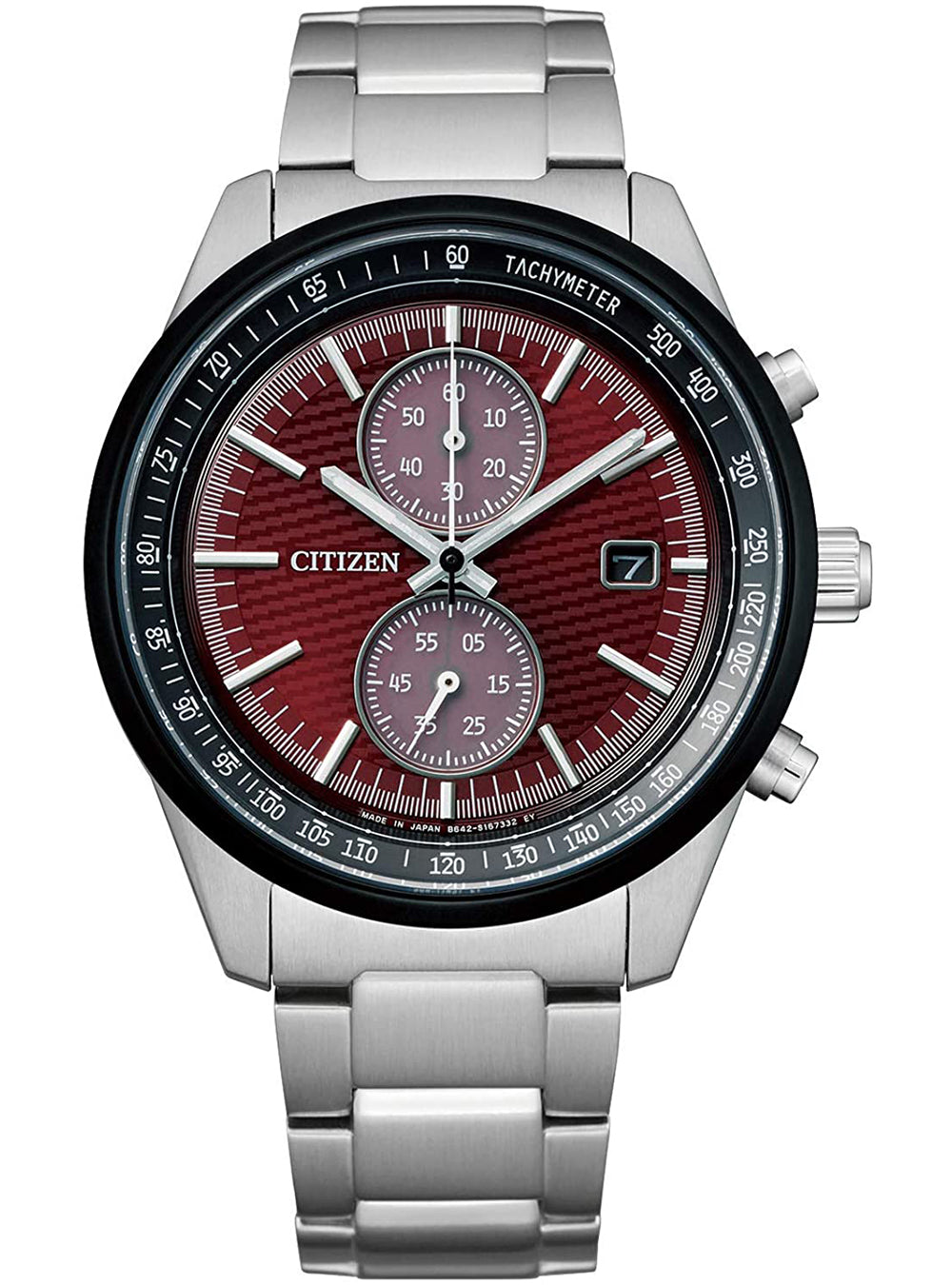 CITIZEN JOUNETSU COLLECTION CA7034-96W MADE IN JAPAN LIMITED 2200 JDM