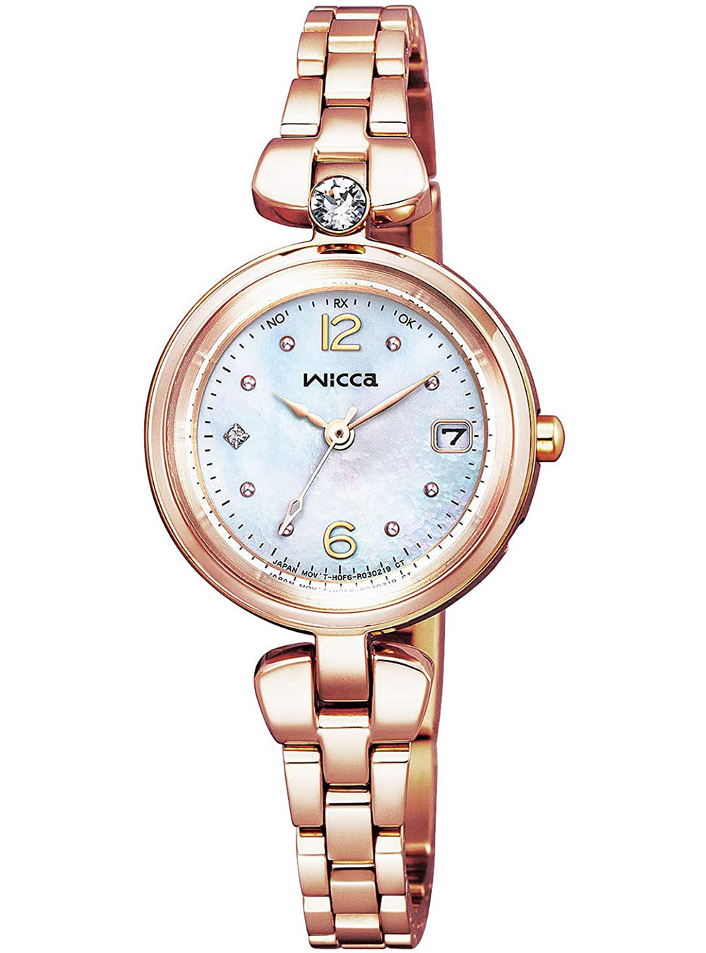 CITIZEN WICCA TIARA STAR COLLECTION KS1-660-91 JDM