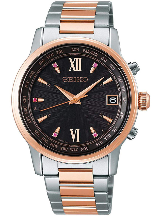 SEIKO BRIGTZ 2020 LIMITED EDITION SAGZ100 Limited 800 MADE IN JAPAN JDM (Japanese Domestic Market)