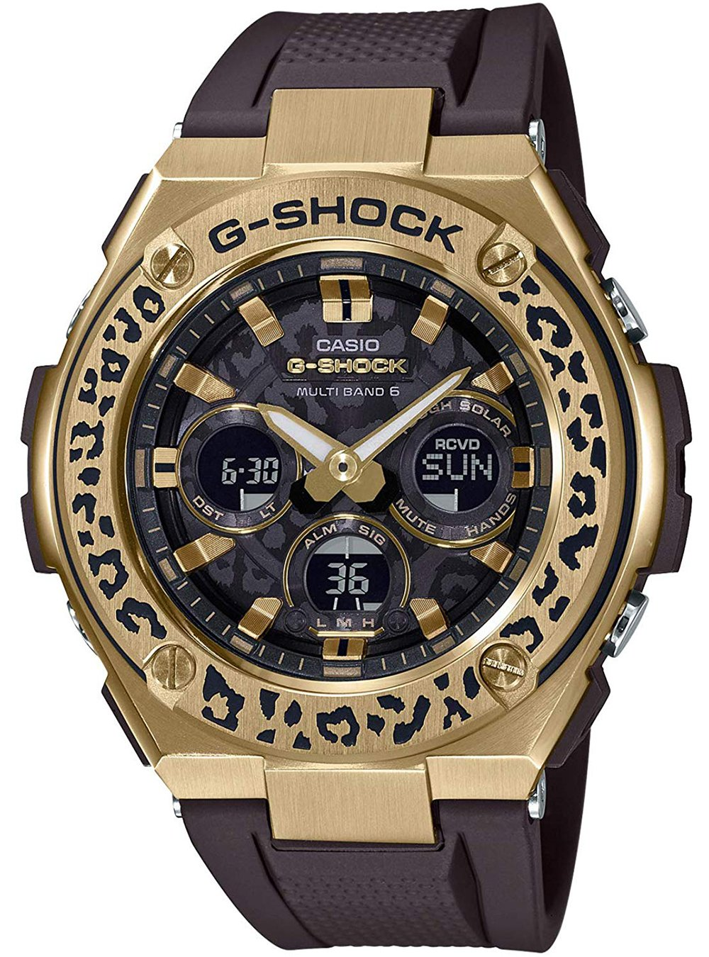CASIO G-SHOCK Love The Sea And The Earth WILDLIFE PROMISING Collaboration GST-W310WLP-1A9JR MENS LIMITED EDITION