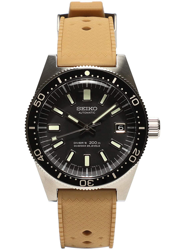 SEIKO × BEAMS JAPAN PROSPEX THE 1965 62MAS PROFESSIONAL DIVER'S RE-CREATION LIMITED EDITION MADE IN JAPAN
