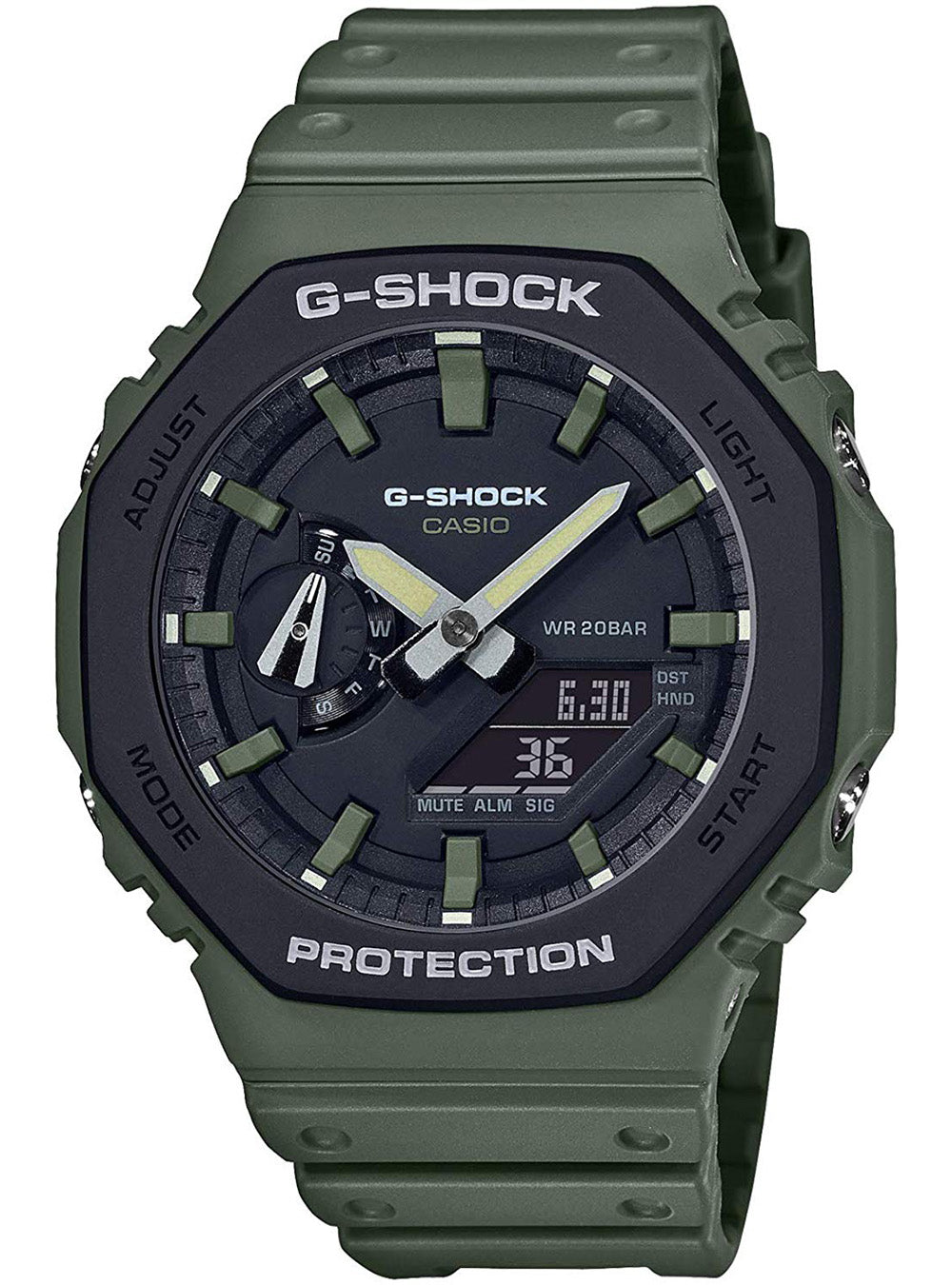 CASIO G-SHOCK UTILITY COLOR GA-2110SU-3AJF JDM
